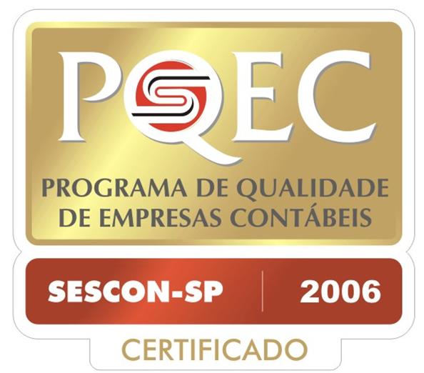Certificação PQEC 2006