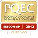Certificação PQEC 2013