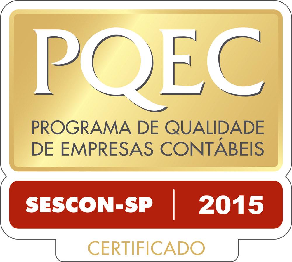 Selo PQEC 2015–maior