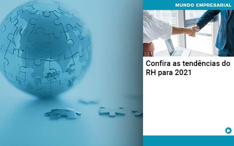 Confira As Tendencias Do Rh Para 2021 - Organização Contábil Lawini