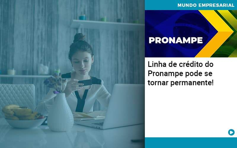 Linha De Credito Do Pronampe Pode Se Tornar Permanente - Organização Contábil Lawini