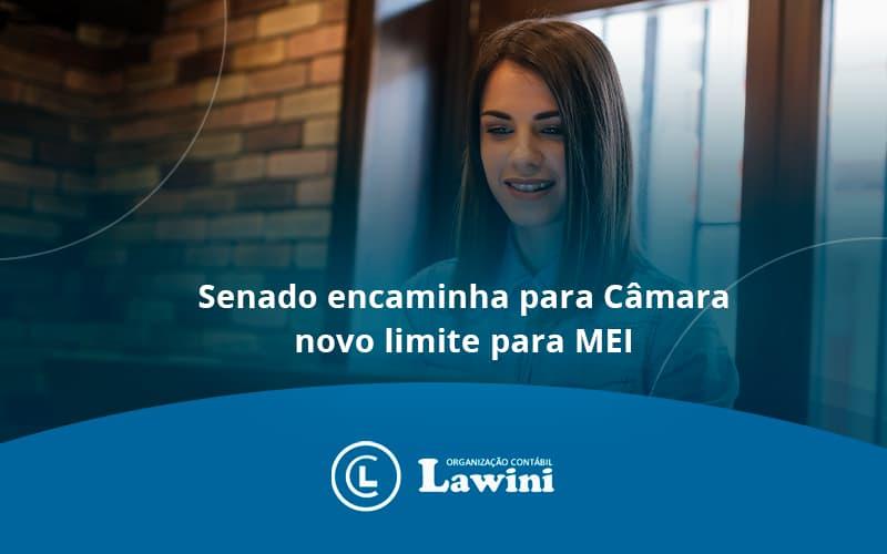 Senado Encaminha Para Câmara Novo Limite Para Mei Lawini Contabilidade - Organização Contábil Lawini